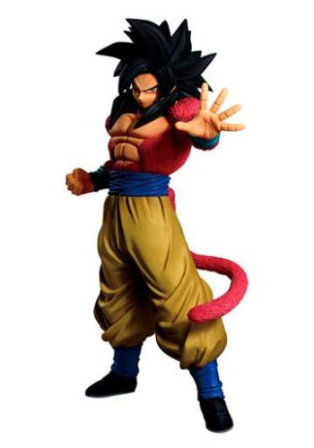 Figura Dragon Ball Super Saiyan 4 Goku
