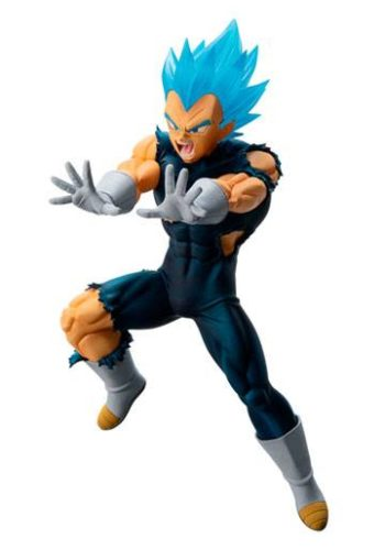 Figura Dragon Ball Super Saiyan God Vegeta