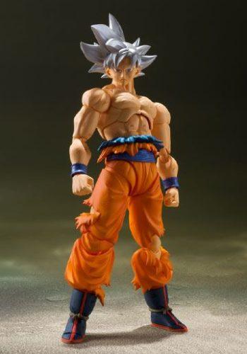 Figura Dragon Ball Super Son Goku Ultra Instinct
