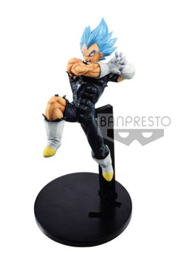 Figura Dragon Ball Super Tag Fighters Vegeta