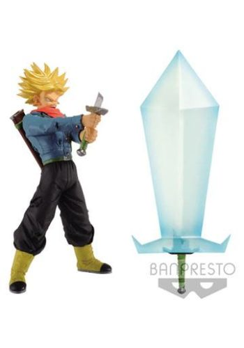 Figura Dragon Ball Super Trunks Super Saiyan 2