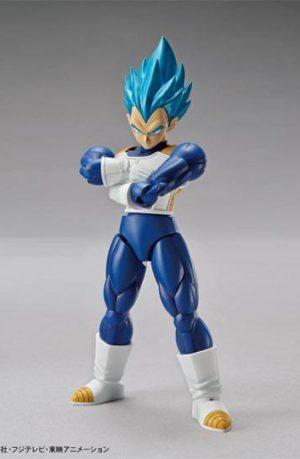 Figura Dragon Ball Super Vegeta Super Saiyan God 15cm
