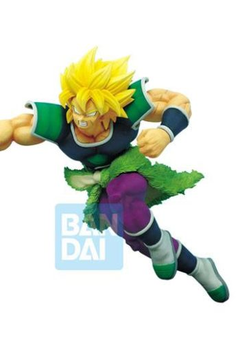 Figura Dragon Ball Super Z-Battle SS Broly