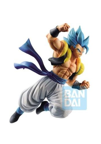 Figura Dragon Ball Super Z-Battle SSG Gogeta