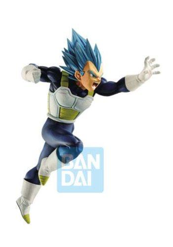 Figura Dragon Ball Super Z-Battle SSG Vegeta