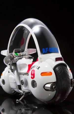 Figura Dragon Ball Vehiculo Bulma Motorcycle