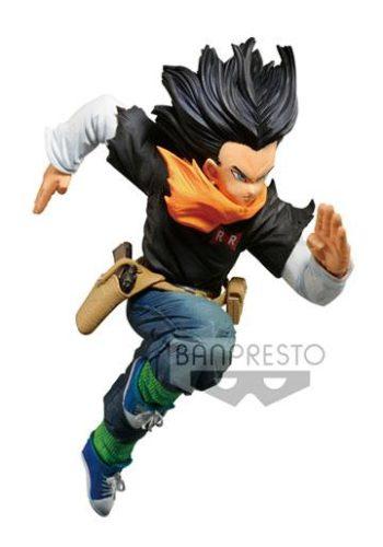 Figura Dragon Ball Z Androide 17
