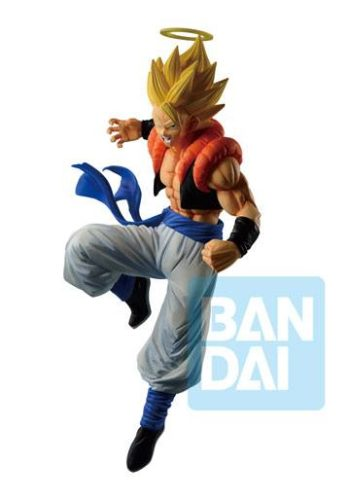 Figura Dragon Ball Z Dokkan Battle Gogeta