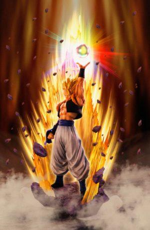 Figura Dragon Ball Z Fusion Reborn Gogeta
