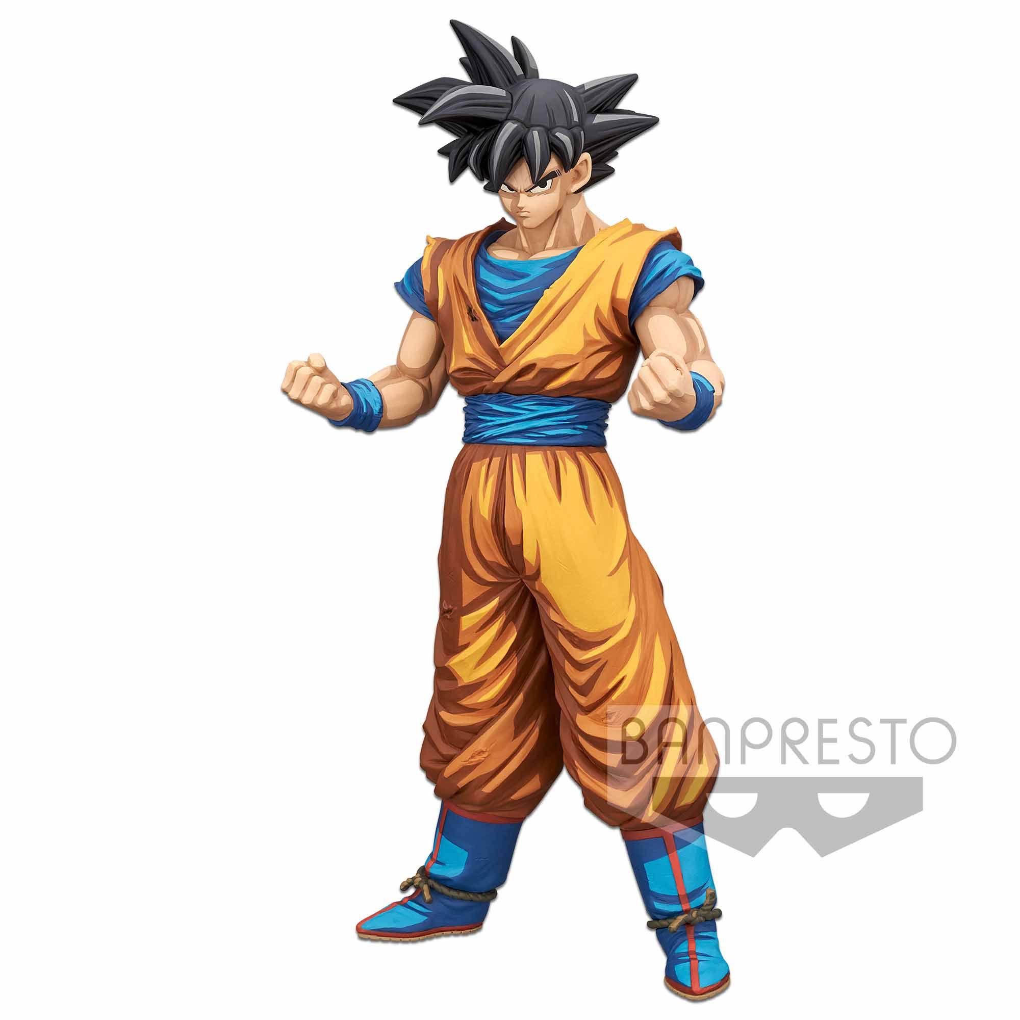 Figura de Vegeta Super Saiyan Grandista tamaño 28 CM DRAGON BALL Z