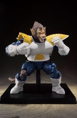 Figura Dragon Ball Z Great Ape Vegeta