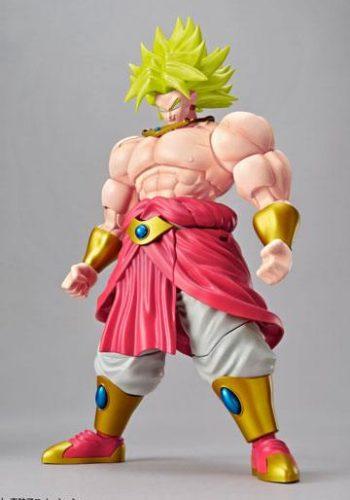 Figura Dragon Ball Z Legendary Super Saiyan Broly