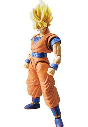 Figura Dragon Ball Z Model SS Goku