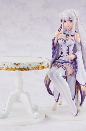 Figura Emilia Tea Party Re ZERO