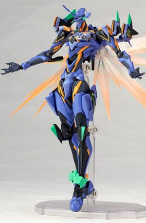 Figura Evangelion Evolution Revoltech Final Unit 17 cm