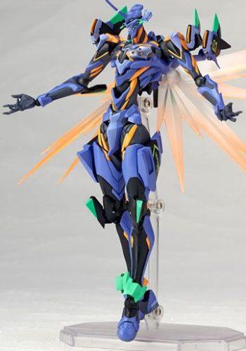 Figura Evangelion Evolution Revoltech Final Unit 17 cm