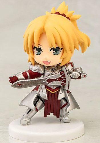 Figura Fate Apocrypha Niitengo Premium Saber of Red 7 cm
