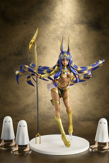Figura Fate Grand Order Caster Nitocris Limited Edition 27 cm