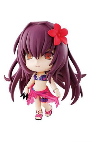Figura Fate Grand Order ChiBi Kyun Chara Assassin Scathach 10 cm