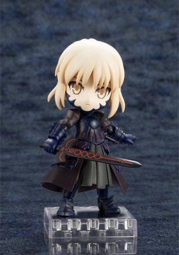 Figura Fate Grand Order Cu-Poche Saber Alter Casual 11 cm