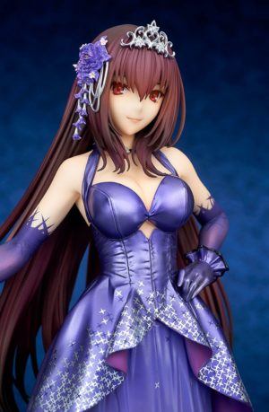 Figura Fate Grand Order Lancer Scathach Formal Dress