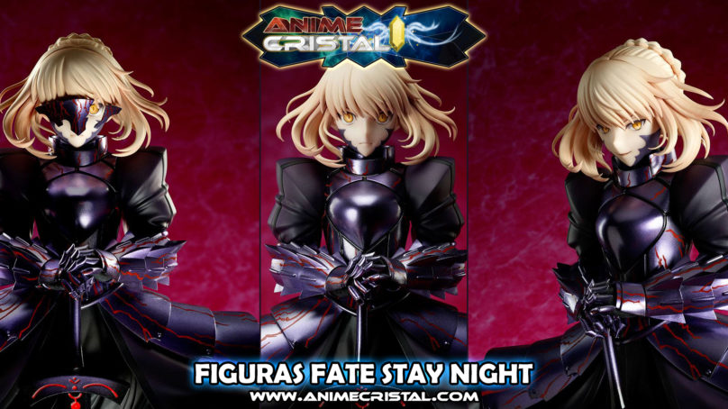 Figura Fate Stay Night Heaven's Feel Saber England Journey Dress