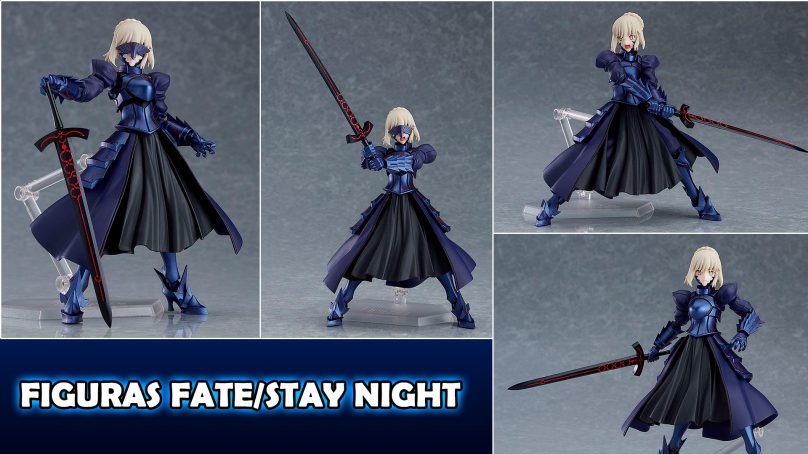 Figura Fate Stay Night Figma Saber Alter 2.0