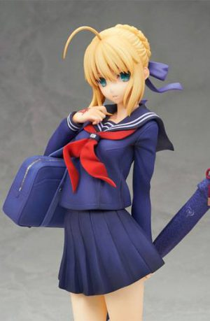 Figura Fate Stay Night Master Altria 22 cm