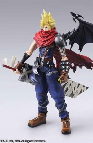Figura Final Fantasy VII Bring Arts Cloud Strife Another Form 18 cm