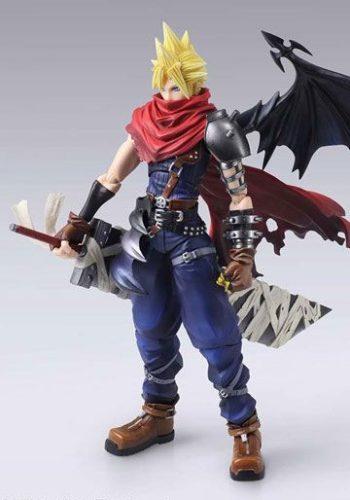 Figura Final Fantasy VII Bring Arts Cloud Strife Another Form 18 cm