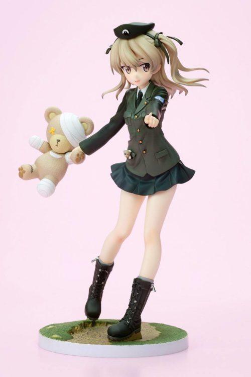 Figura Girls und Panzer Alice Shimada
