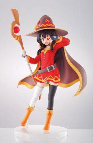 KonoSuba! Ichibansho Megumin Genius Witch 18 cm