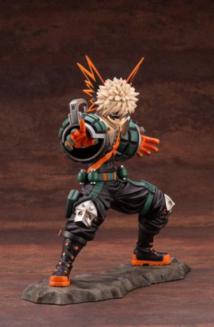 Figura My Hero Academia Katsuki Bakugo ARTFXJ