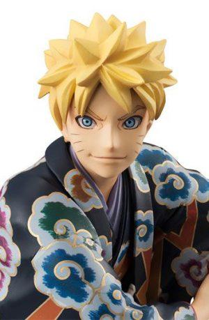 Figura Naruto GEM Naruto Uzumaki Kabuki Version 23 cm
