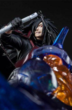 Figura Naruto Shippuden FiguartsZERO Uchiha Madara Isou Susanoo 19 cm