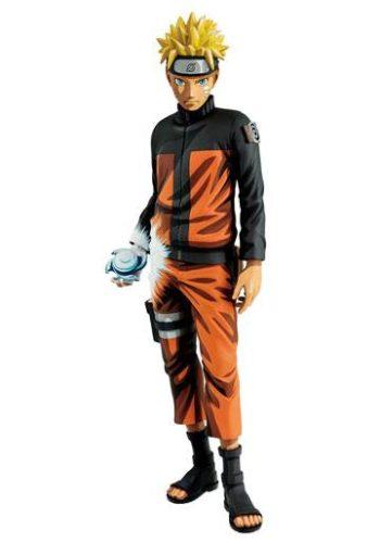 Figura Naruto Shippuden Grandista Shinobi Relations Uzumaki Naruto 27 cm