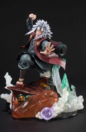 Figura Naruto Shippuden Jiraiya Kizuna Relation 20 cm