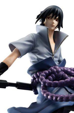 Figura Naruto Shippuden Serie G.E.M. Sasuke Uchiha 24 cm