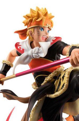 Figura Naruto Shippuden Serie GEM Remix Uzumaki Naruto The Monkey King 20 cm