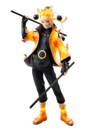 Figura Naruto Shippuden Uzumaki Naruto Rikudo Sennin