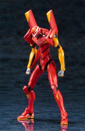 Figura Neon Genesis Evangelion Plastic Model Kit Eva Type-02 19 cm