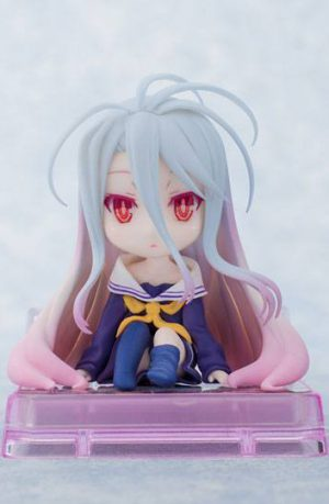 Figura No Game No Life Bishoujo Character Collection Shiro 6 cm