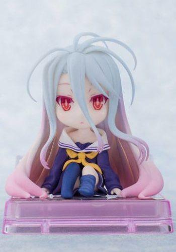 Figura No Game No Life Bishoujo Character Collection Shiro 6 cm
