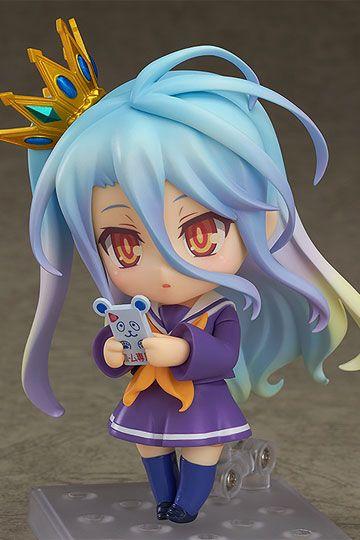 Figura No Game No Life Nendoroid Shiro 10 cm