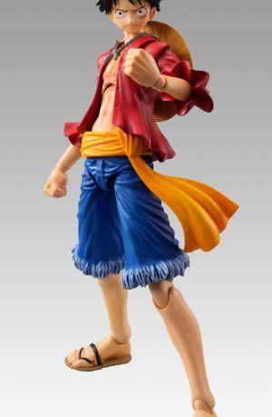 Figura One Piece Action Heroes Monkey D Luffy