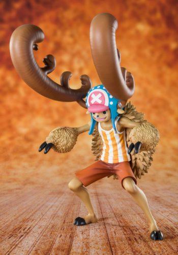 Figura One Piece Cotton Candy Lover Chopper