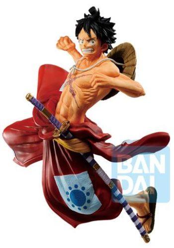 Figura One Piece Luffy taro Full Force
