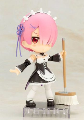 Figura Re Zero Starting Life in Another World Cu-Poche Ram 12 cm