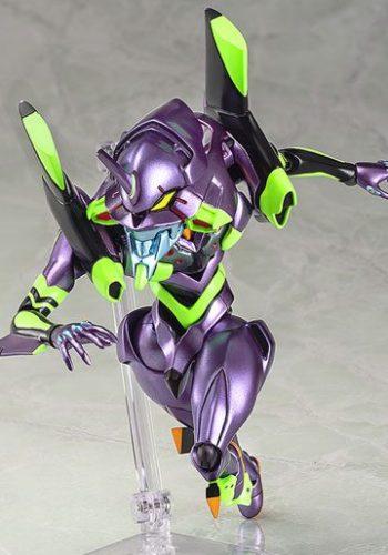 Figura Rebuild of Evangelion Parfom Evangelion Unit-01 Metallic 14 cm
