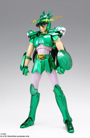Figura Saint Seiya Myth Cloth Dragon Shiryu Version Revival 16 cm